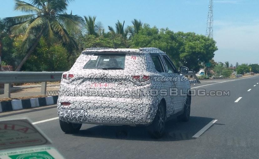 The Mahindra S201 will rival the likes of Maruti Suzuki Vitara Brezza and Ford EcoSport