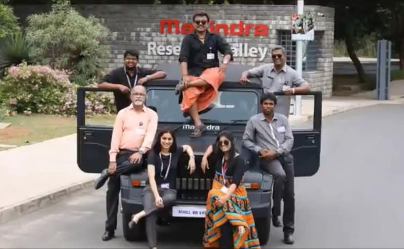 Anand Mahindra has requested for the Thar used in the movie Kaala a year ago for his auto museum