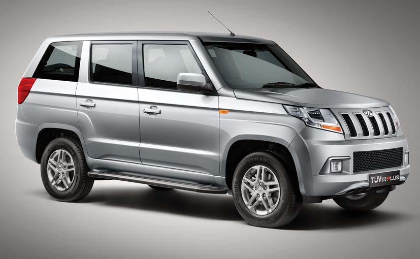 Mahindra is offering a host of optional exterior and interior accessories with the new TUV300 Plus