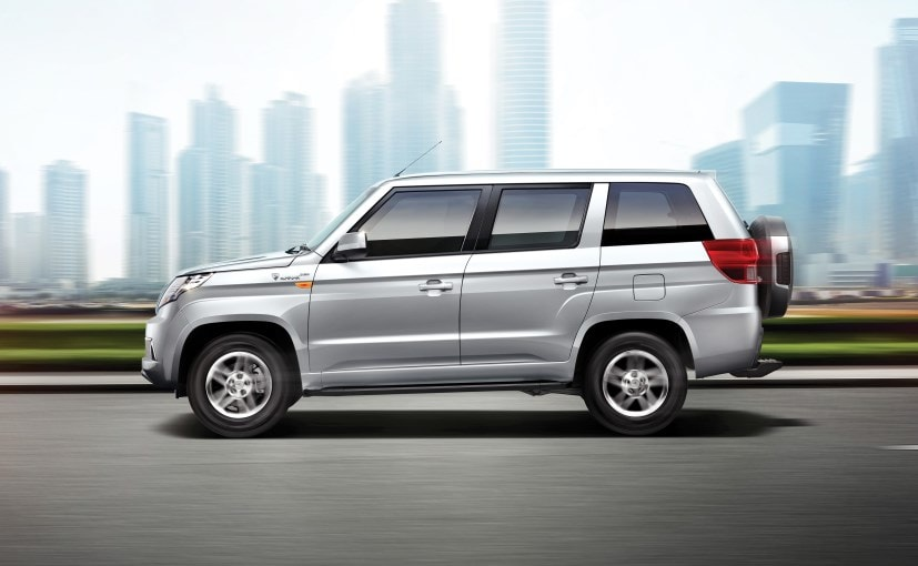mahindra tuv300 plus launched