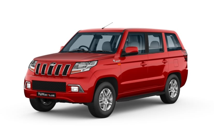 The Mahindra TUV300 Plus comes in three variants - P4, P6, and P8