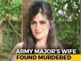 Video : Army Major Arrested In UP Over Murder Of Officer's Wife In Delhi