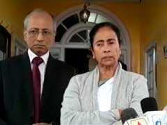 """No Flights Today, Can't Return,"" Mamata Banerjee After Bridge Collapse"
