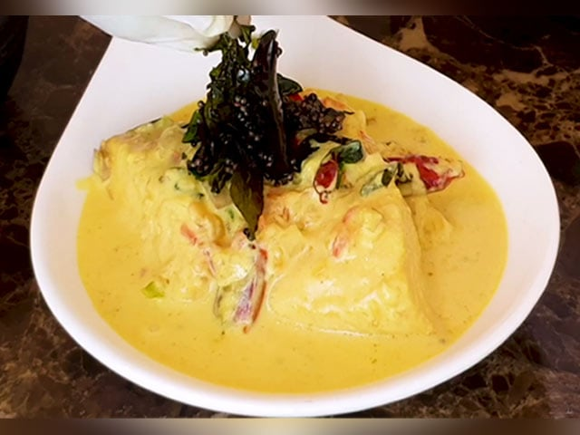 Video : Malabar Fish Curry