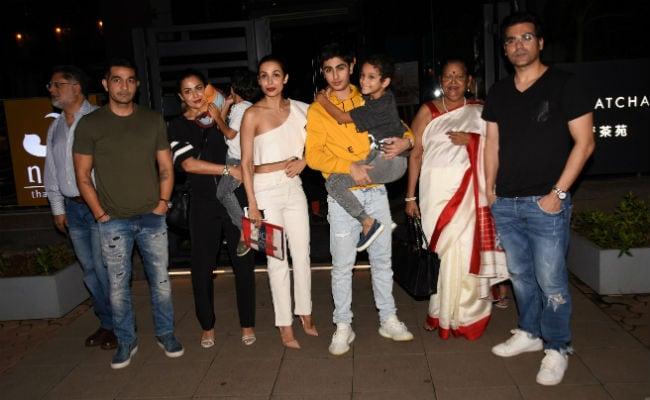 Trending: Malaika Arora, Arbaaz Khan's Family Outing Is Making Everyone Smile