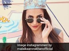 ऐसे छुट्टियों के मजे ले रही हैं मलाइका अरोड़ा, शेयर की कई शानदार Photos