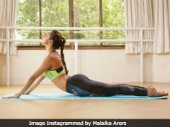 Malaika Arora Gears Up For International Yoga Day. Details Here