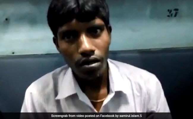 Man Thrashed In Train For Failing To Answer Questions On PM Modi, National Anthem
