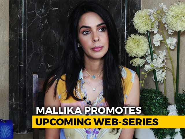 Video : Indian Society Has Different Rules For Men & Women: Mallika Sherawat