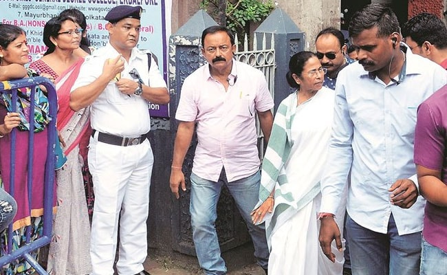 Mamata Banerjee Government In The Dock Over College Admissions