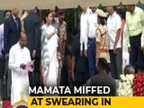 Video : Caught On Camera: At Kumaraswamy Oath, Why Mamata Banerjee Was Unhappy