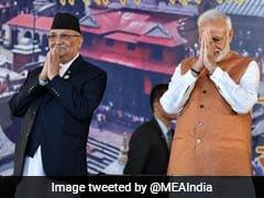 PM Modi Inaugurates 400-Bed Nepal-Bharat Maitri Pashupati Dharamshala
