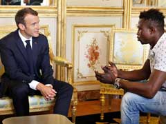 France Offers Citizenship To Malian Immigrant Who Scaled Building To Save Child
