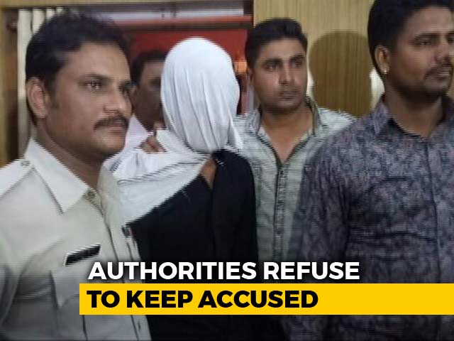 Video : Accused In Rape, Torture Of 7-Year-Old May Be Attacked In Jail: Officials