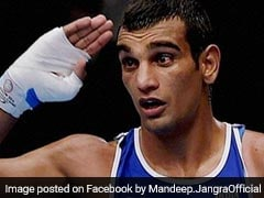 Ulaanbaatar Cup: Mandeep Jangra Wins Gold, Four Others Grab Silver