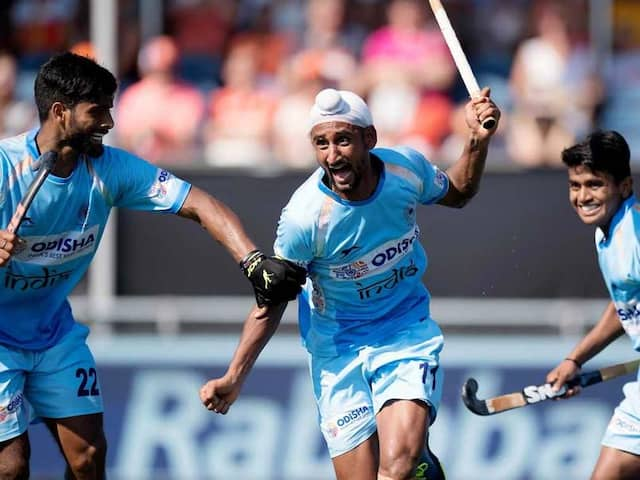 Champions Trophy: India Draw 1-1 With Netherlands To Qualify For Final vs Australia
