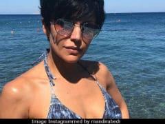 Mandira Bedi Body-Shamed For Her Bikini Pic. 'Disgraceful,' She Was Told
