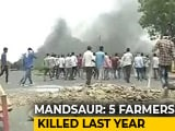 Video : Mandsaur Farmer Deaths: Police Fired In Self-Defense, Says Probe Report
