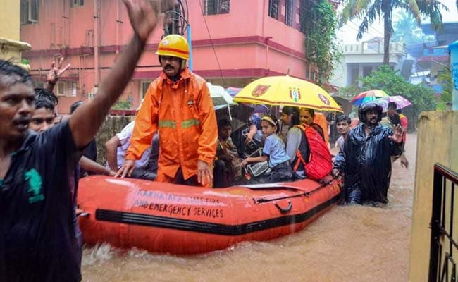 Rain-Hit Mangaluru Returns to Normal, Schools Remain Closed Today