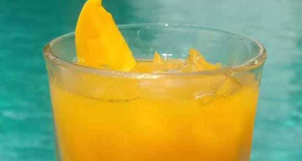 Refreshing Mango Whip