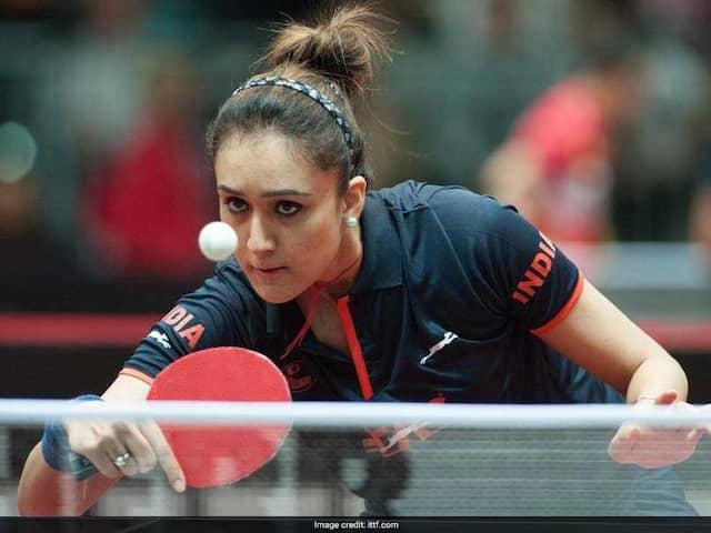 Manika Batra Sets Eye on Asian Games 2018 Glory