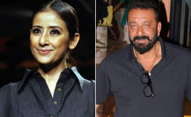 Sanjay Dutt And Manisha Koirala To Reunite After 10 Years. Details Here
