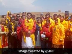 """Not Allowed Holy Dip In Mansarovar Lake By China,"" Allege Pilgrims, Sushma Swaraj Dismisses Claim"
