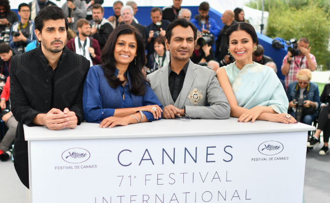 manto at cannes afp