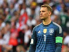 World Cup 2018: Germany World Cup Games Are Now Finals, Says Manuel Neuer