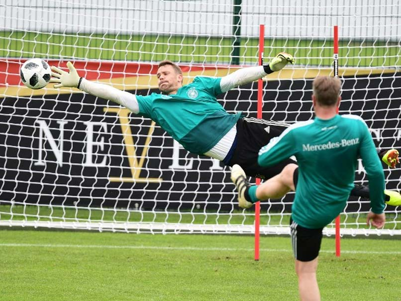 FIFA World Cup: International Return For Manuel Neuer In Austria Friendly