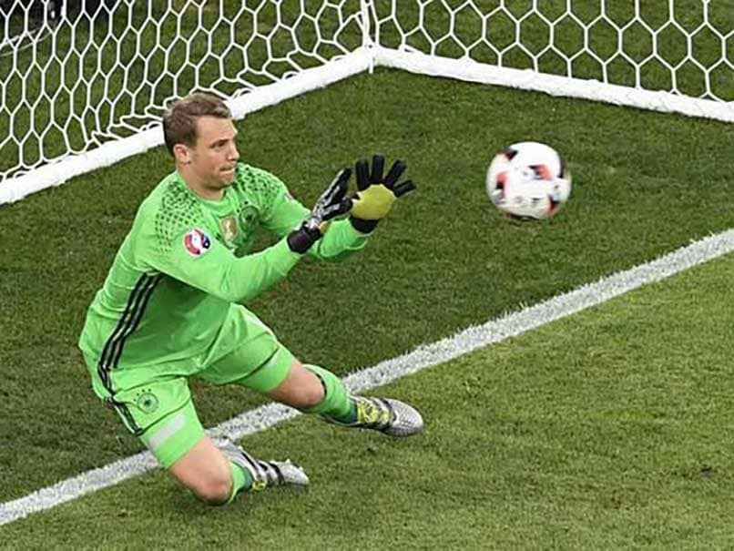 Injured Manuel Neuer Named In Germany