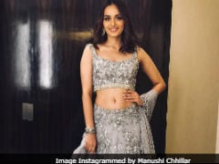 Miss World Manushi Chhillar Was Asked About Her Bollywood Plans. Here's What She Said