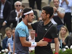 World No.72 Marco Cecchinato Shocks Novak Djokovic To Reach French Open Semifinals