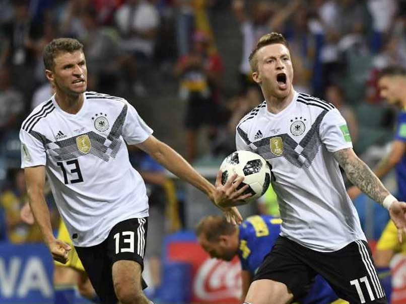 World Cup 2018: Germany Must Ignore Pressure In South Korean Test, Says Marco Reus