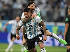 World Cup 2018: Lionel Messi, Marcos Rojo Rescue Argentina From Humiliating Early Exit