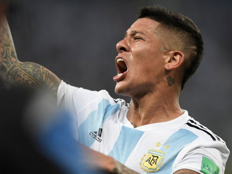 Image result for Marcos rojo vs nigeria