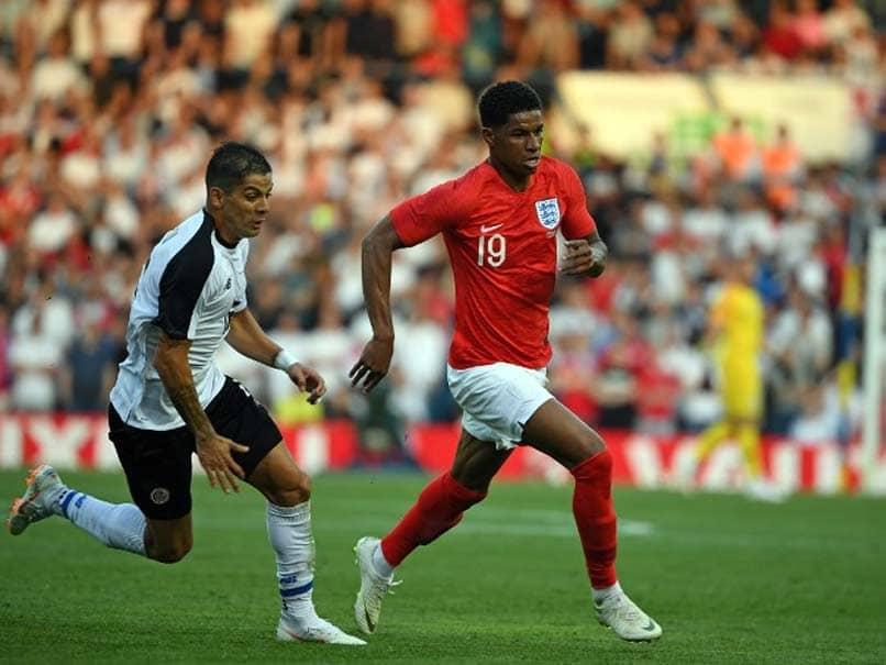 FIFA World Cup: Marcus Rashford Shines As England Cruise Past Costa Rica