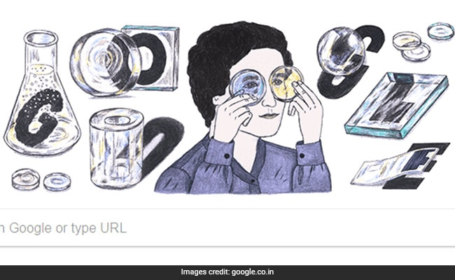 Google Doodle Celebrates Glass Chemist Marga Faulstich's 103rd Birthday