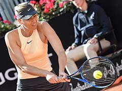 Italian Open: Maria Sharapova Battles Past Ashleigh Barty In First Round