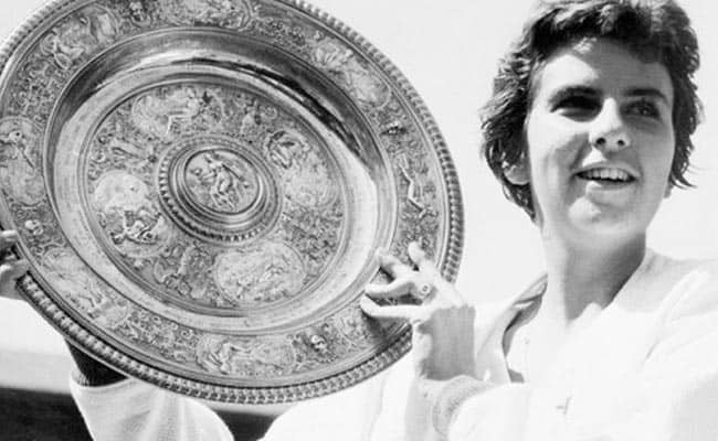 Seven time grand slam champion has been admitted in to hospital