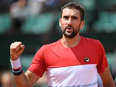 French Open 2018: Marin Cilic, Dominic Thiem Battle Into Last 32 At Roland Garros
