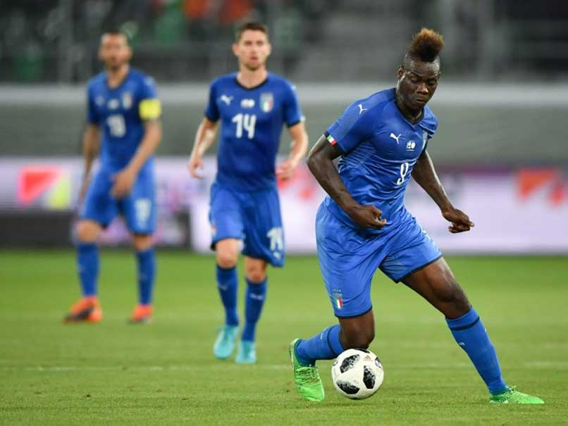 FIFA World Cup: Mario Balotelli Gives Italy 2-1 Win Over Saudi Arabia In Warm-Up Match