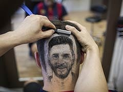 FIFA World Cup: Barber Of Serbia Snips Lionel Messi 'Headshot' For Fans