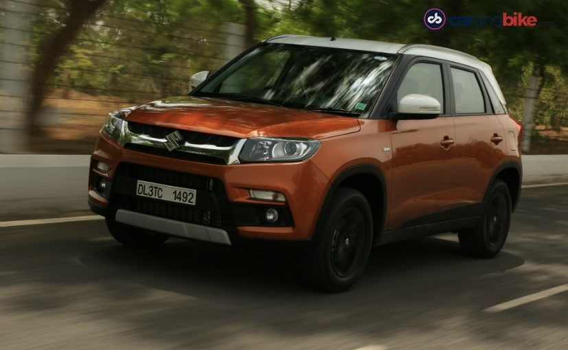 Maruti has been selling around 12,000 units of the Vitara Brezza every month