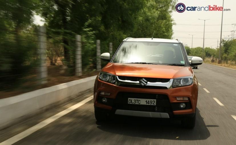 Maruti Suzuki will manufacture the Vitara Brezza at Toyota's Bengaluru plant.