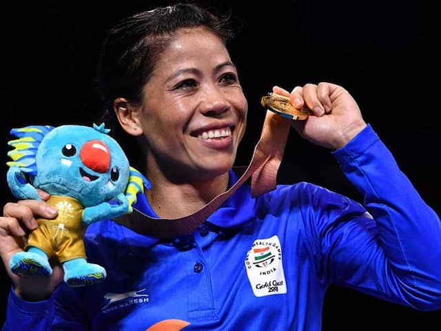 2018 Asian Games: Mary Kom Pulls Out Of Indias Boxing Squad