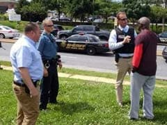 5 Dead In Newsroom Shooting In US' Maryland, Suspect Arrested