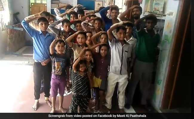Rajasthan Village Children Start Young To Beat Plastic Pollution