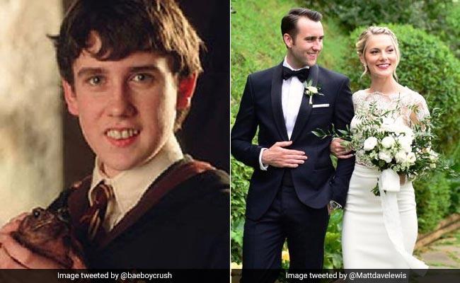 क्या आपको याद है 'हैरी पॉटर' का यह बच्चा? इस लड़की से रचाई शादी
