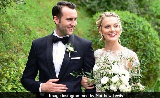 Matthew Lewis Married